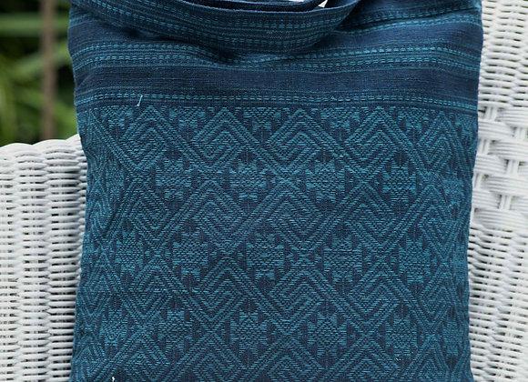 Large Hold-all Bag, TAI LUE INDIGO
