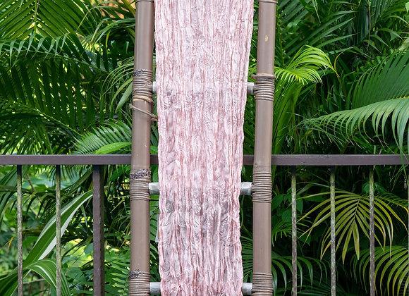 Silk Organza Scarf 'Plain' | Sugar