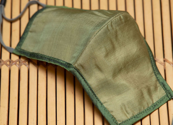 Silk Mask Plain | Palm