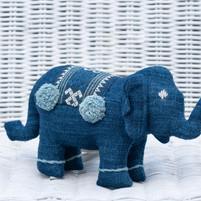 Indigo Elephant - ultimate mascot