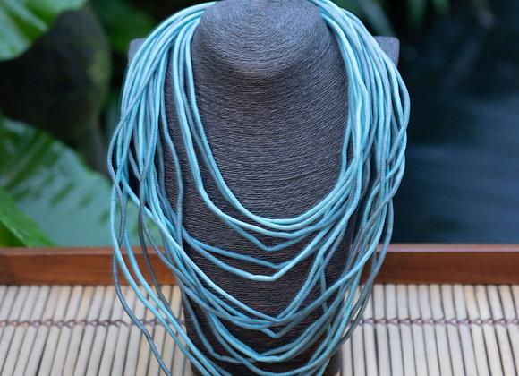 Silk String Necklaces | Sea Shore