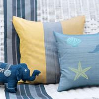 Indigo & Yellow! - Spruce up your room!