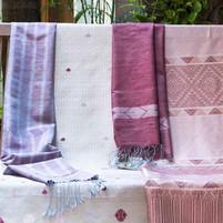Assortment of Silk Scarves