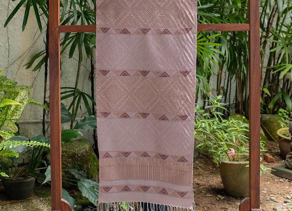 Master Weaver 'Phou Tai' | Sweet pink Light