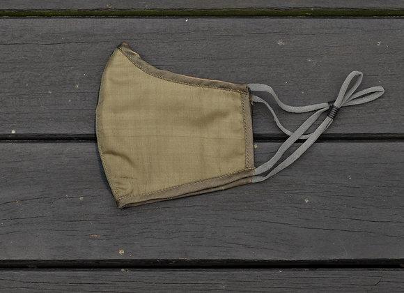 Silk Mask 'Plain' | Fern