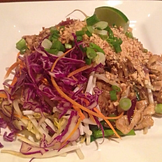 Phad Thai with Tamarind Sauce