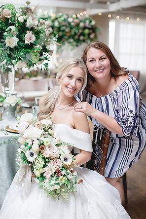 Nece Floral Designs Bride Wedding Flower