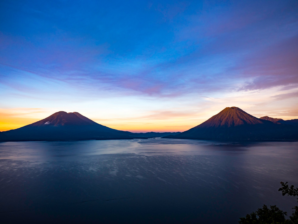 Lake Atitlan, Guatemala, 2017