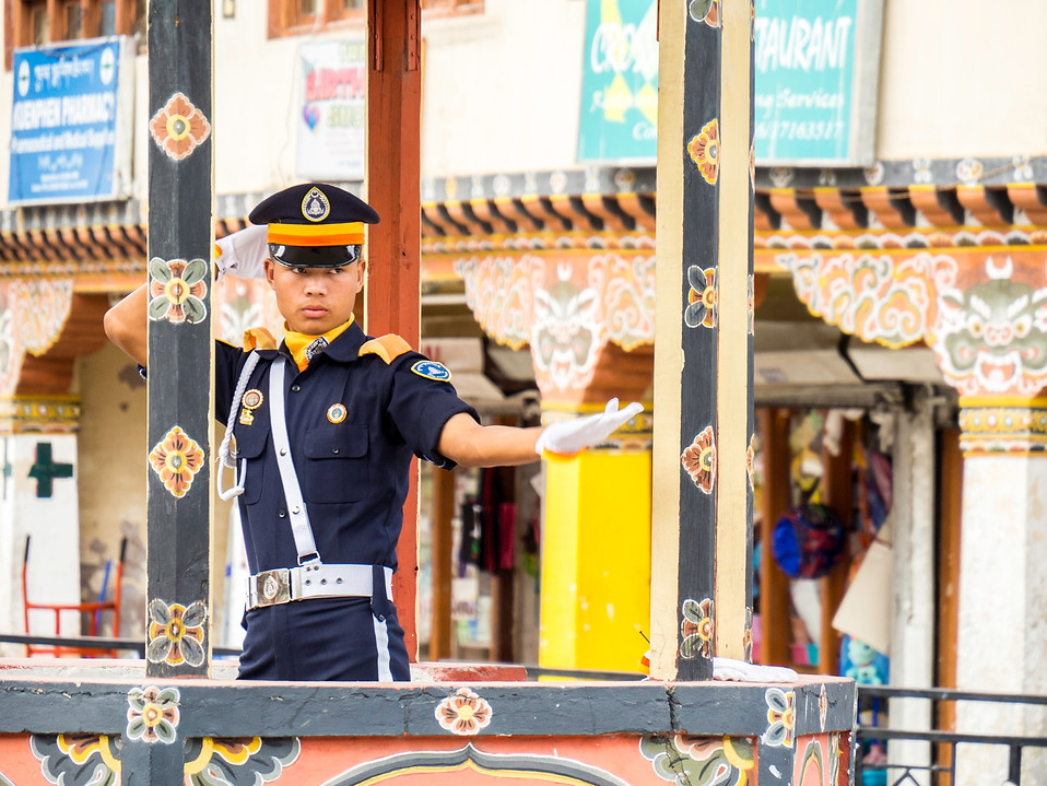 Thimpu Bhutan 2016