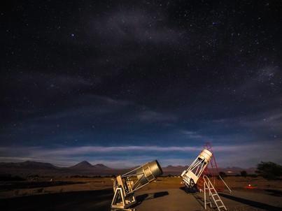 San Pedro de Atacama, Chile, 2015