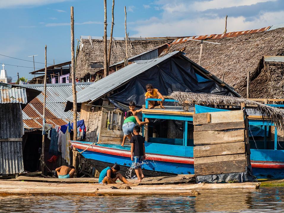 Iquitos, Peru, 2015