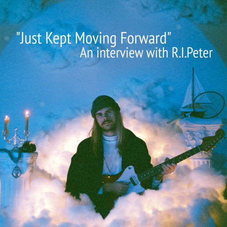 """""""Just Kept Moving Forward"""": My Interview with R.I.Peter on his Upcoming Debut Album"""