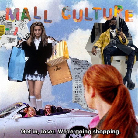 What I Learned from my Trip to the Mall