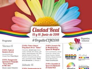 ORGULLO Regional LGTBI 2018 Castilla-La Mancha