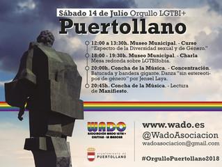 Orgullo LGTBI Puertollano 2018