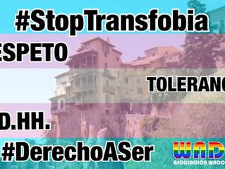 STOP TRANSFOBIA EN CUENCA