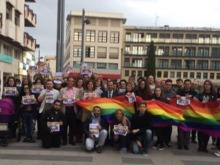 MANIFIESTO DÍA INTERNACIONAL DE LA VISIBILIDAD LÉSBICA 2017 de ASOCIACIÓN WADO LGTBI+