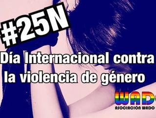 #25N DÍA INTERNACIONAL CONTRA LA VIOLENCIA DE GÉNERO