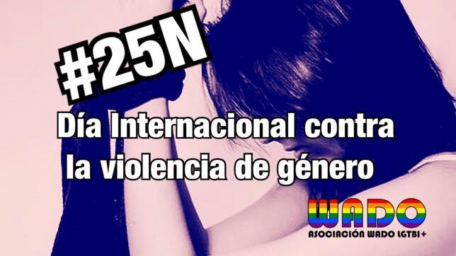Día Internacional Contra la Violencia de Género 25N