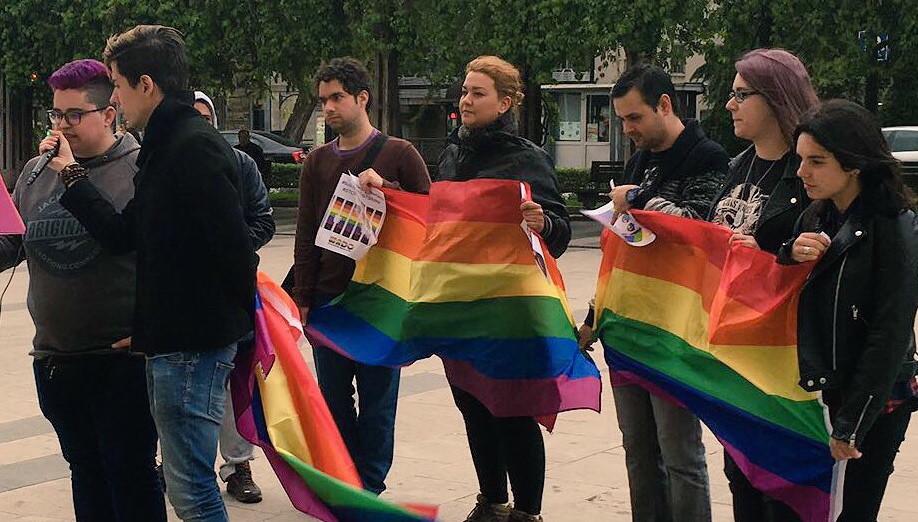Acto Día Visibilidad Lésbica 2017 Castilla-La Mancha Guadalajara
