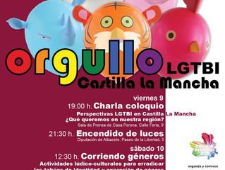 ORGULLO REGIONAL CASTILLA-LA MANCHA2017