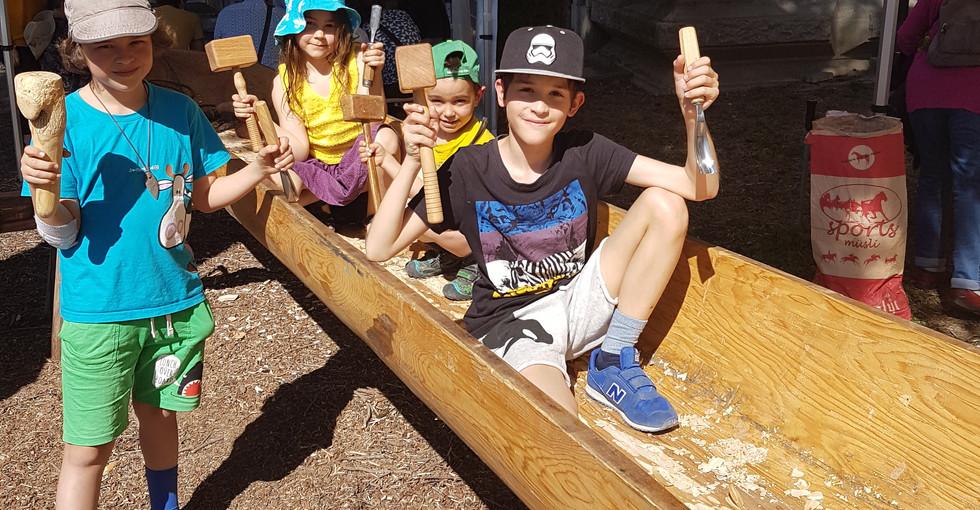 JVA 2018 - Enfants fiers de leurs outils