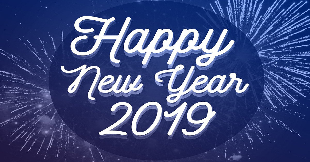 Hookle wishes Happy New Year 2019!