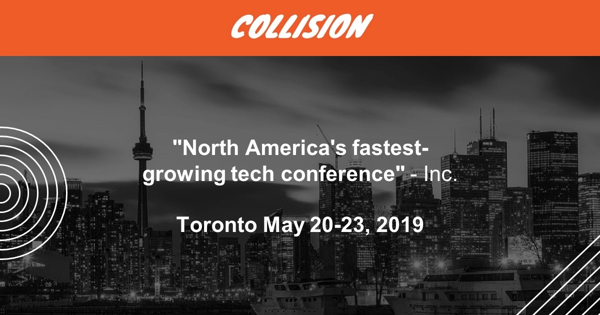 Hookle selected for Collision Conference's 2019 BETA Track