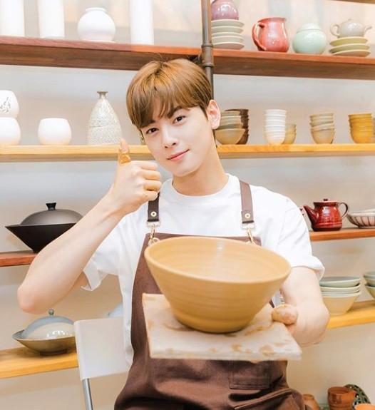 2020 Visit Seoul - in CERADU pottery studio