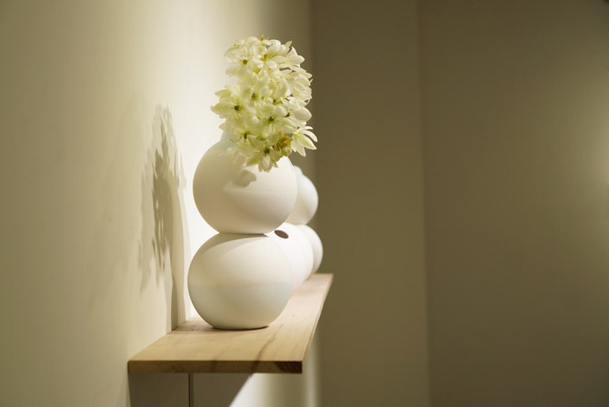 BOGO ceramic 'What is your own color?' minae kim solo exhibition
