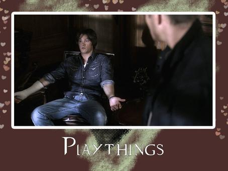 Plushienatural 2.11 – Playthings