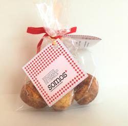 biscoito mini