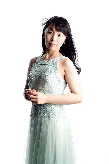 Pianist Sayaka Nakaya