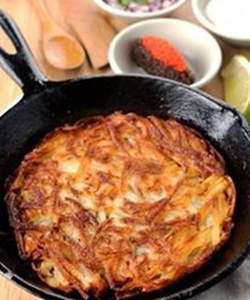 瑞典魚子醬薯派