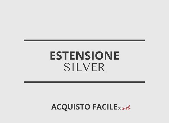 Estensione Multiprodotto - Silver