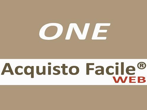 Acquisto Facile Web ONE - Gold