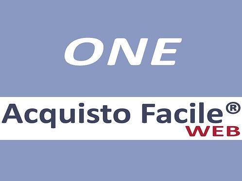 Acquisto Facile Web ONE - Light