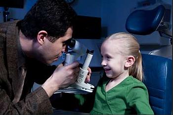 Eye Examination for Children
