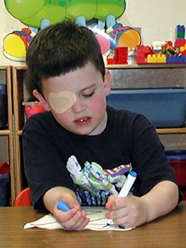 Amblyopia Treatment