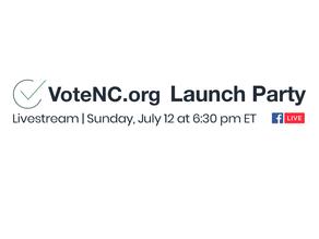 North Carolina Musicians Join Local Progressive Organizations in Launching VoteNC.org