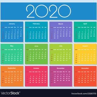 Faith Community Calendar
