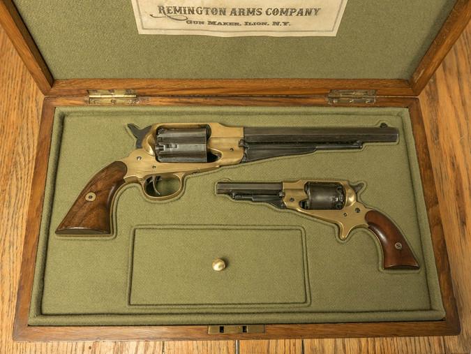 Paire de Remington