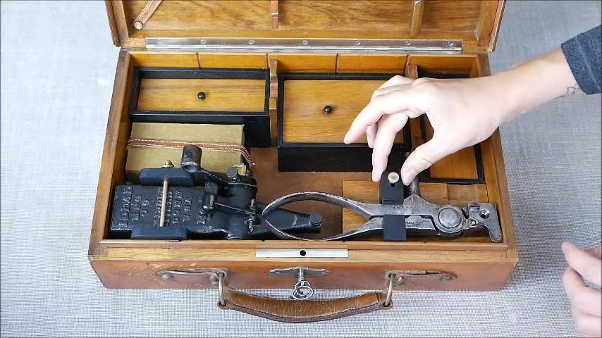 Nécessaire de tir pour Smith & Wesson