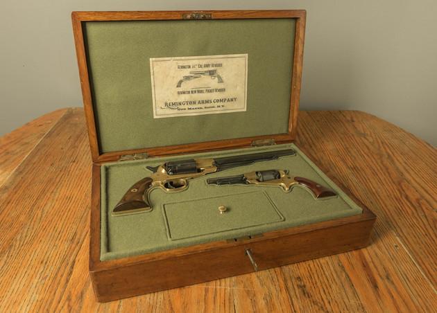Coffret pour paire de Remington