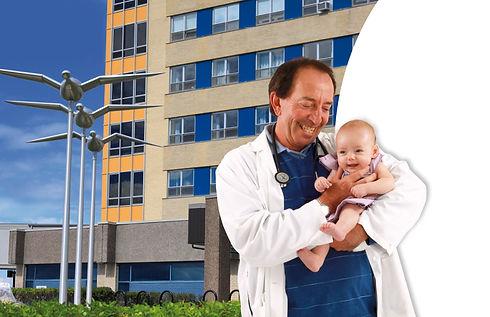 Docteur Bertrand Lavoie Fondation hospitalière Amos