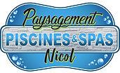 Paysagement, Piscine & Spa Nicol_Logo_CS