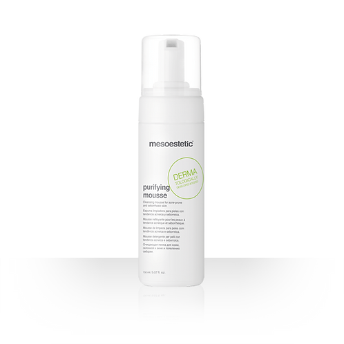 Mousse de nettoyage visage MESOESTETIC® 150ml