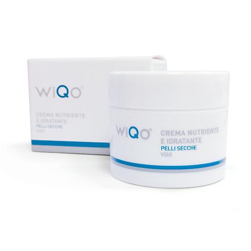 Crème hydratante peau sèche WiQo®