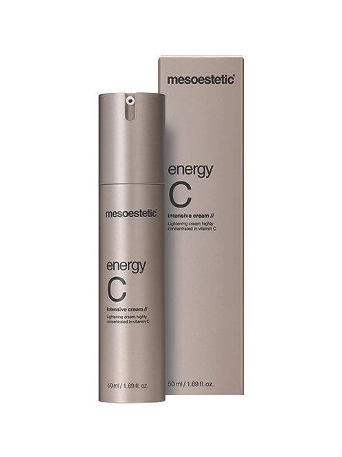 Crème coup d'éclat Energy C MESOESTETIC® 50ml
