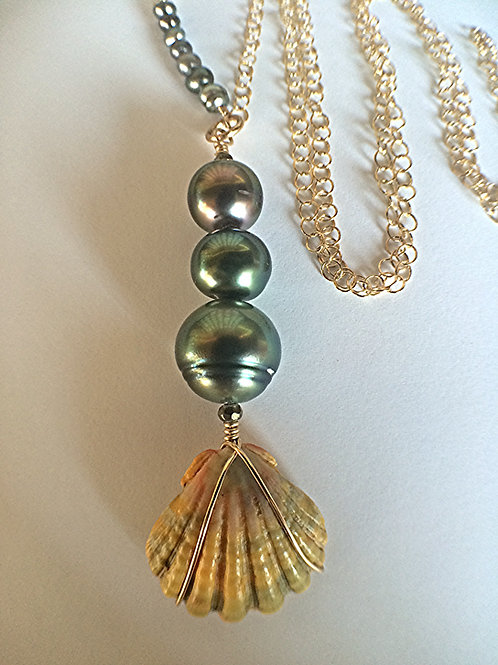 The Sea Gypsy Necklace